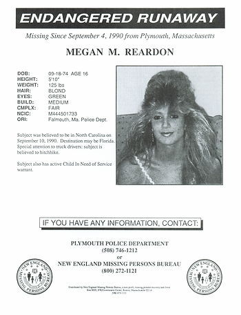 New England Missing Persons Bureau