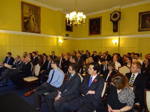 Honourable Artillery Company Seminar 2015