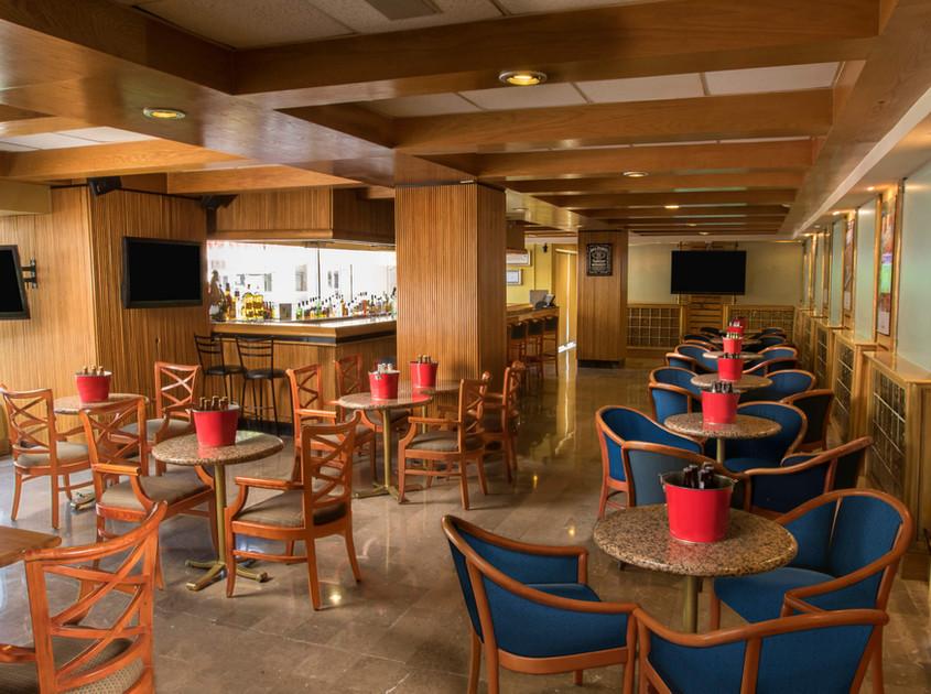 Bar en Travohotel ciudad de Monterrey en centro historico