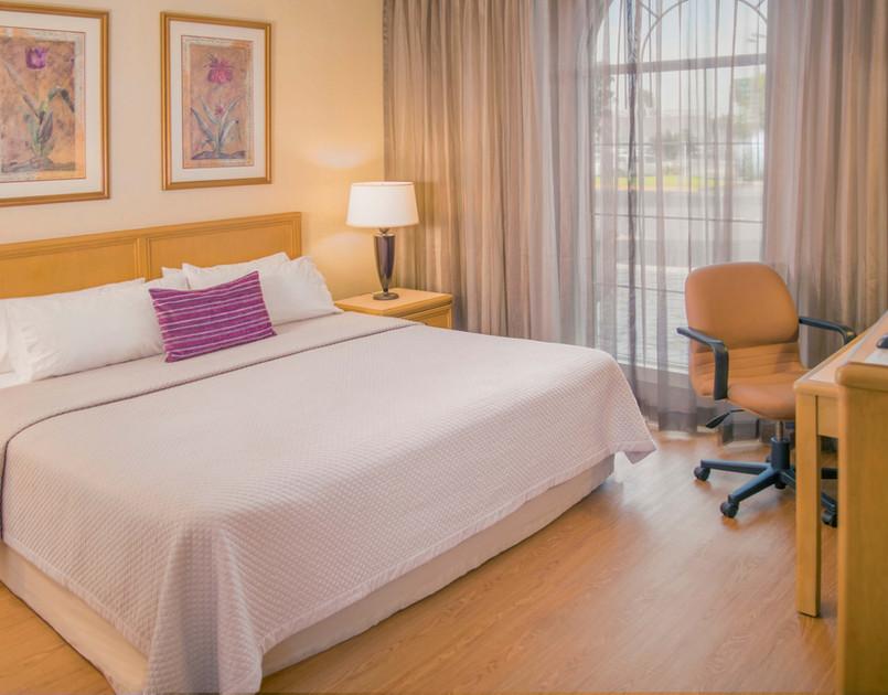 habitacion Deluxe Hotel iStay Ciudad Victoria