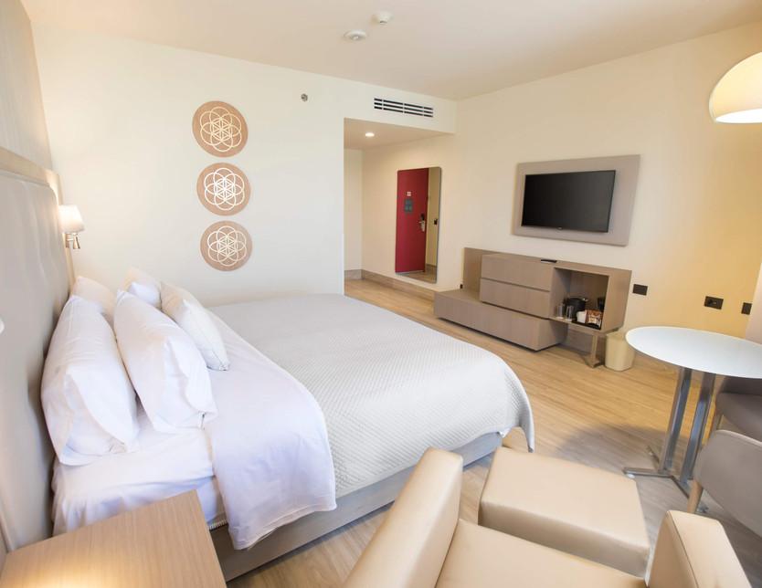 Habitacion luxury smart iStay Silao