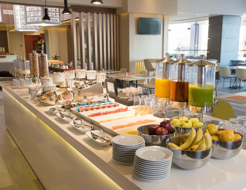 Buffet hotel Silao Smart iStay