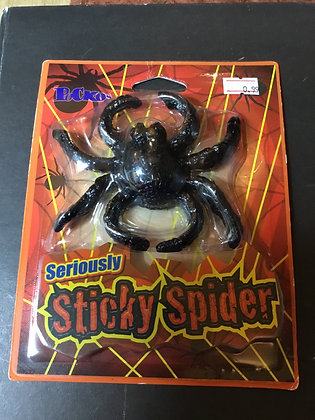 Sticky spiders
