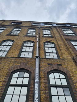 Window Cleaning - Art College London