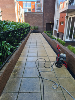 Jet Washing - Bromley