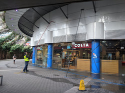 Cladding Cleaning - IMAX Waterloo