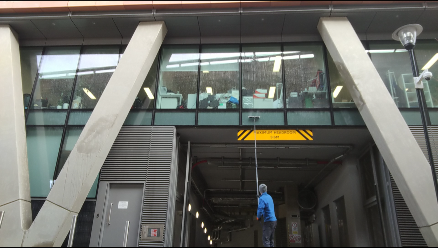 Window Cleaning - London