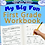 Thumbnail: My Big Fun First Grade Workbook: 1st Grade Workbook Math, Language Arts, Science