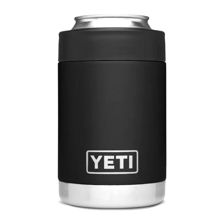 Yeti tumblers and coolers