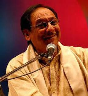 Ghazal maestro Ghulam Ali