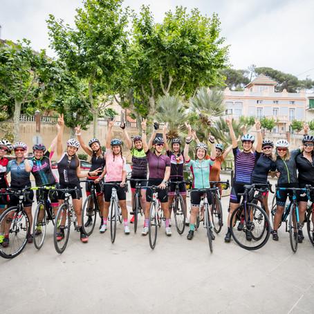 Women Cycling Camp