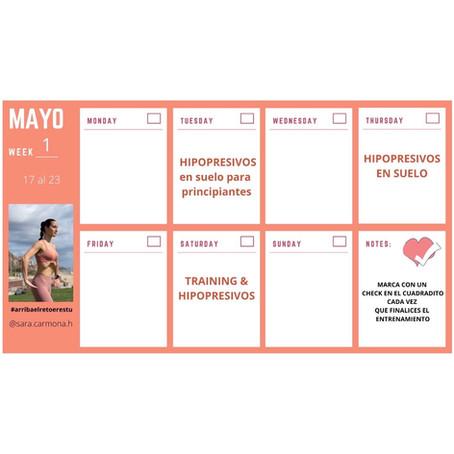 Semana 1 - PLAN HIPOPRESIVOS
