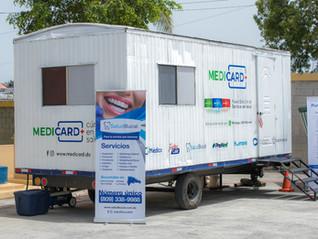 Medicard realiza operativos médicos gratuitos