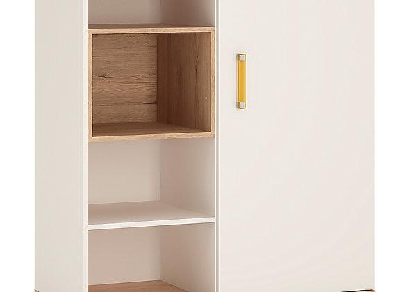 Low Cabinet with shelves (Sliding Door)