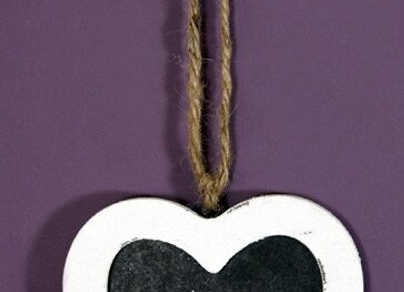 Heart Blackboard Small