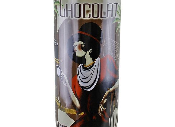 Umbrella Stand, Chocolat Design With Free Vase