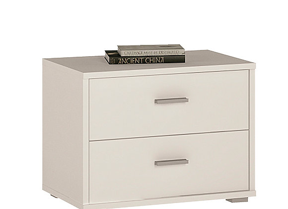 2 Drawer Low Chest/Bedside
