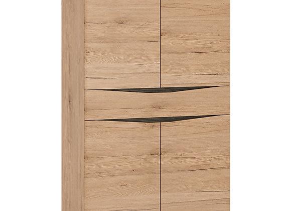 4 Door 1 Drawer Cupboard