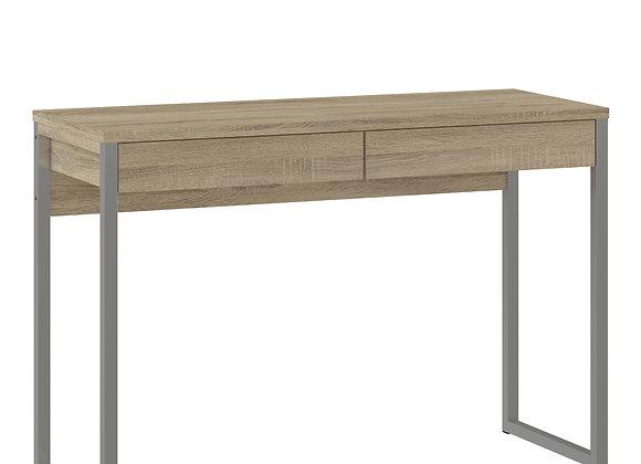 Desk 2 Drawers in Oak