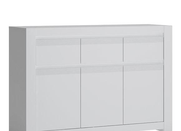 3 Door 3 Drawer Cabinet
