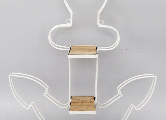 Anchor Shaped Shelf 60cm