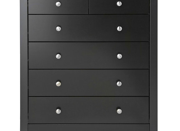 2 over 4 Drawer Chest