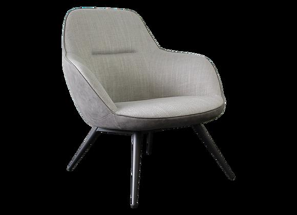 Debonaire Armchair - Grey