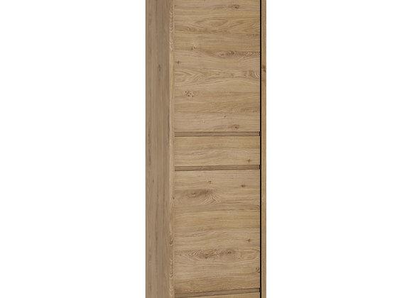2 Door 2 Drawer narrow cabinet