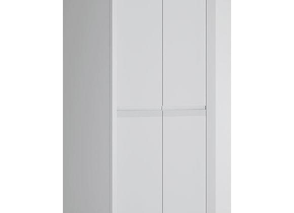 2 Door Corner Wardrobe