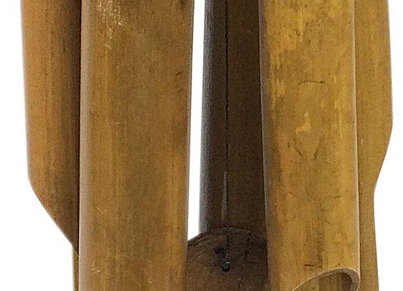 Half Coconut Wind Chime 50cm