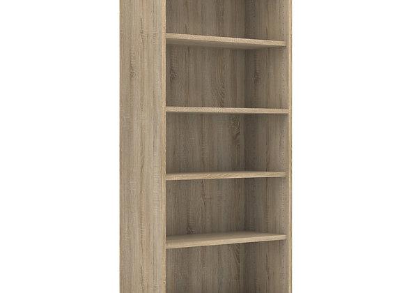 Bookcase 4 Shelves in Oak