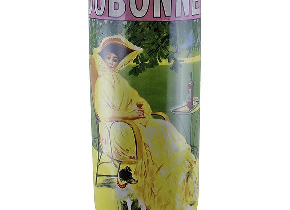 Umbrella Stand, Dubonnet Design With Free Vase