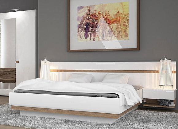 166cm wide King Size Bed frame