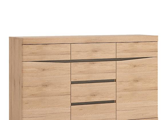 2 Door 3+3 drawer Sideboard