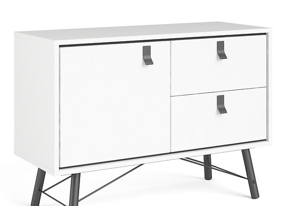 Sideboard with 1 door + 2 drawers
