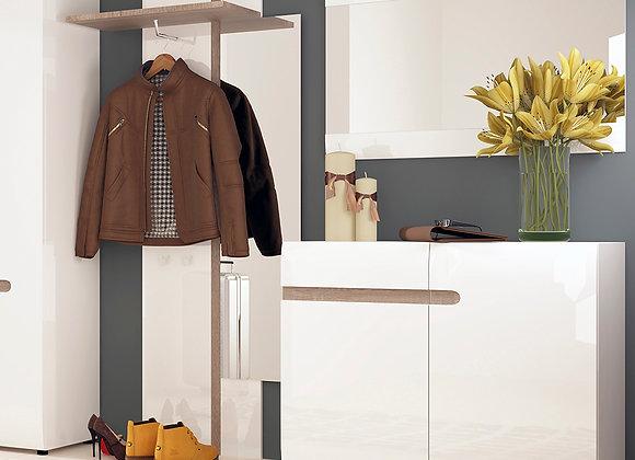 1 Drawer 2 Door Sideboard 109.5cm wide