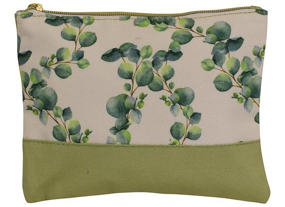 Eucalyptus Cosmetic Bag 21x17cm