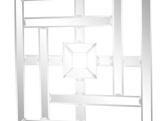 Mirrored Wall Decoration, 40cm.