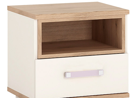 1 Drawer bedside Cabinet