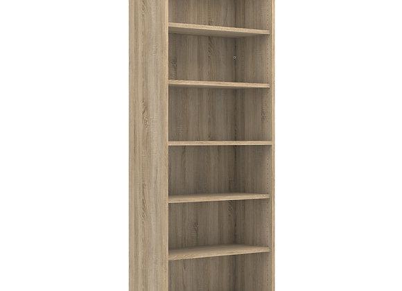 Bookcase 5 Shelves in Oak
