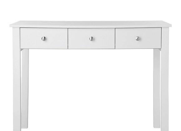 3 Drawer Dressing Table