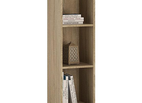 Medium Narrow Bookcase