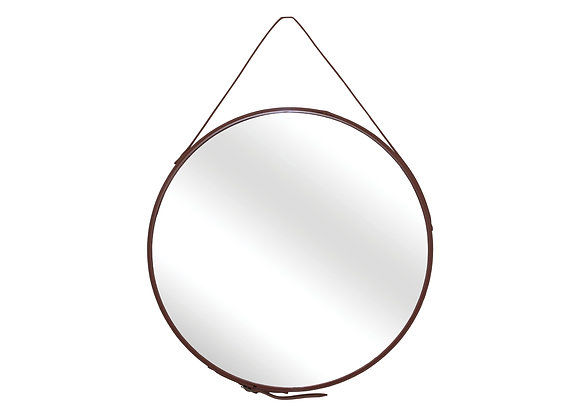 Piers Mirror - Brown