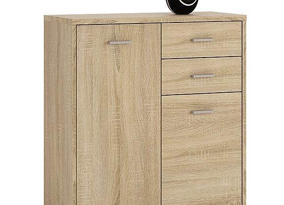 2 Door 2 drawer Cupboard