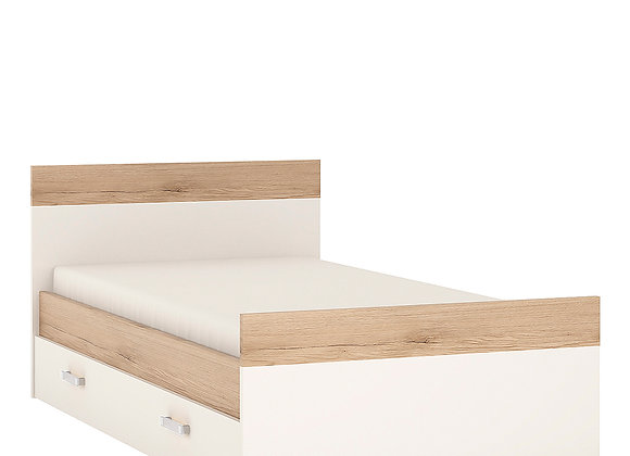 Single Bed with under Drawer