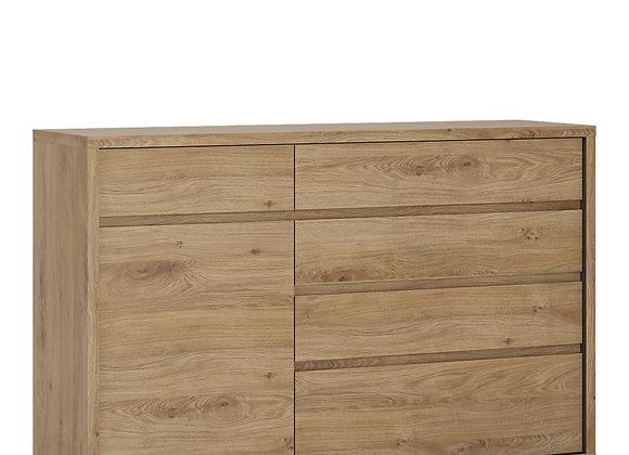 1 Door 5 drawer cupboard