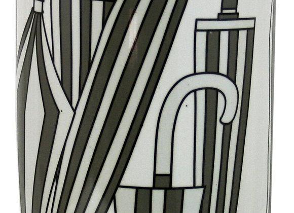 Umbrella Stand, Shades of Grey Umbrella Design