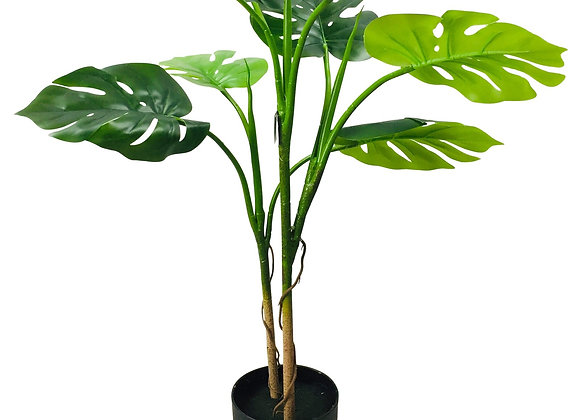 Artificial Monstera Tree 100cm