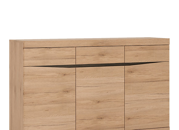 3 Door 3 Drawer Sideboard
