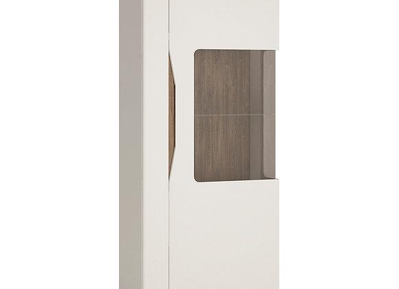 1 door low display cabinet (RH)